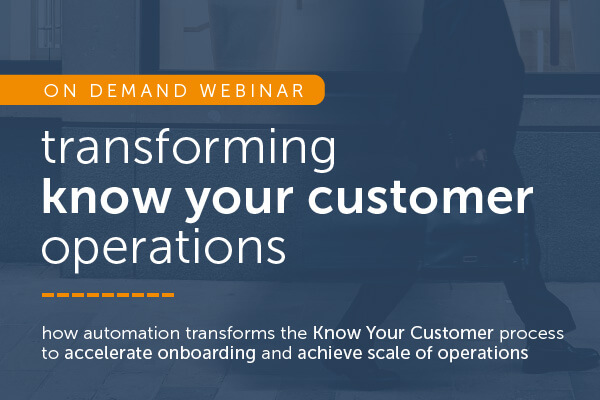 transforming know your customer operations | encompass webinars