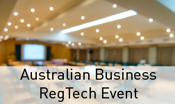 Australian Business - RegTech | Encompass Events