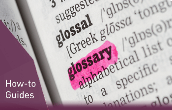 Glossary of Insolvency Terms