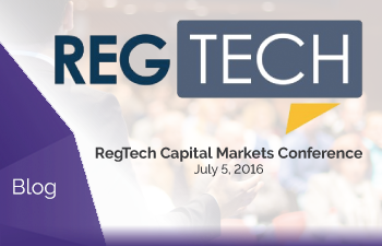 Encompass RegTech Capital Markets Conference July 2016 Blog