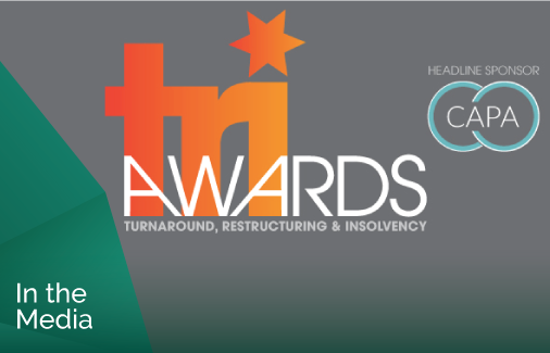 Encompass Shortlisted for TRI Awards 2016