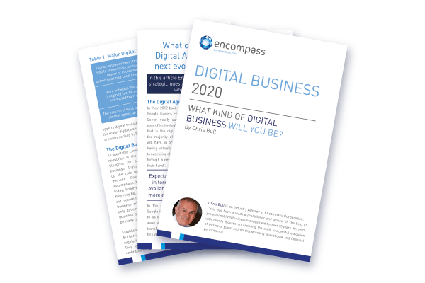 Digital Business 2020 | Encompass Legal Whitepaper
