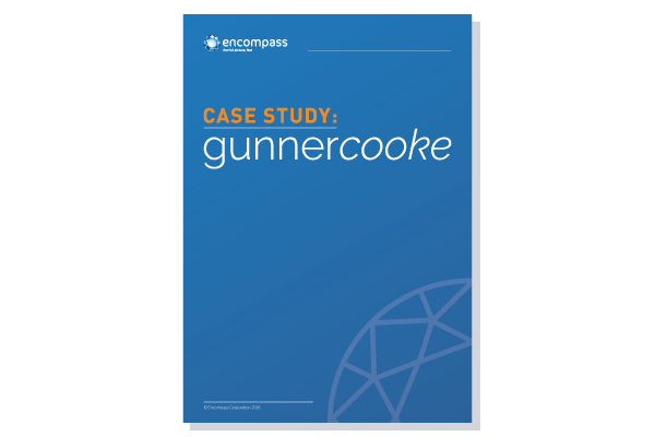 gunnercooke | Encompass Case Study