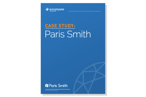 Paris Smith | Encompass Case Study
