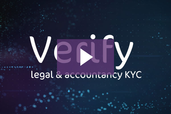 Watch the Encompass Verify video | KYC software for banking & finance