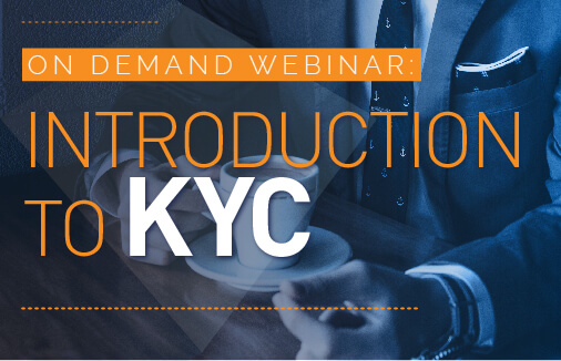 Introduction to KYC for Professional Services | Encompass On Demand Webinar