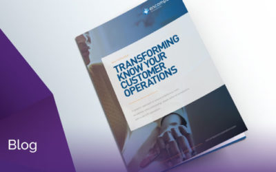 [Whitepaper] Transforming Know Your Customer Operations