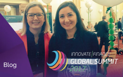 Highlights from Innovate Finance Global Summit 2017