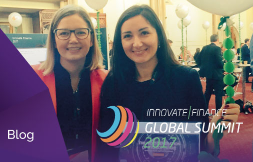 Highlights from Innovate Finance Global Summit 2017 | Encompass Blog
