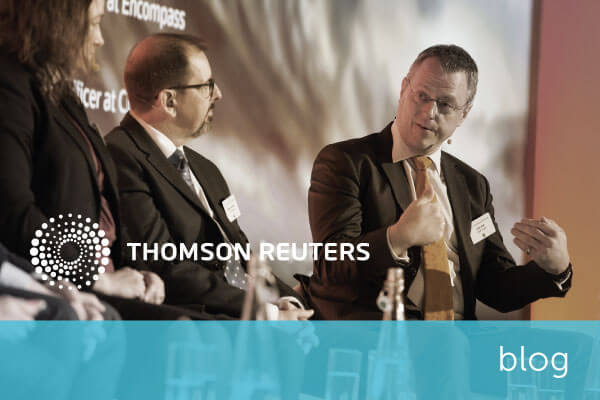Thomson Reuters Risk Summit 2017: A RegTech Perspective | Encompass Blog