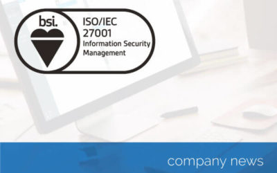 [company news] encompass gains international standard for information security management