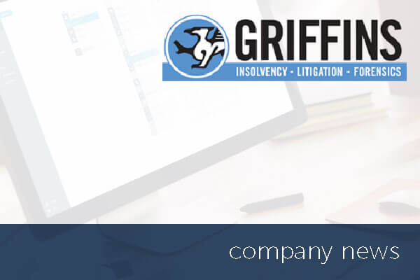 insolvency practice Griffins selects encompass verify