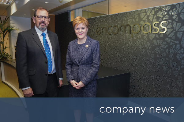 Encompass receives £1.97m grant to develop AI tool  for the financial services sector   Encompass company news