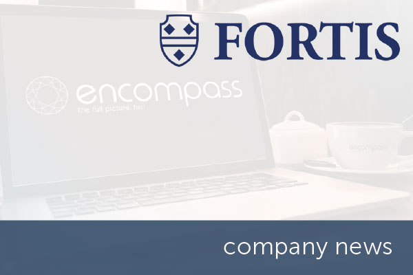 Fortis Insolvency selects encompass verify