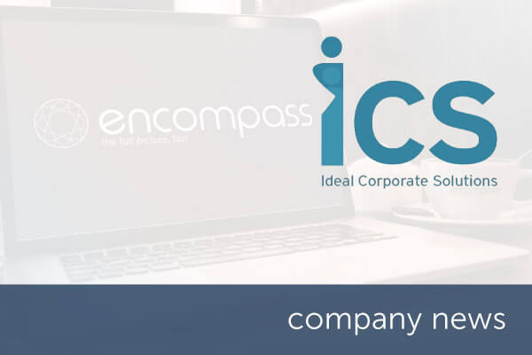 Ideal Corporate Solutions selects encompass verify