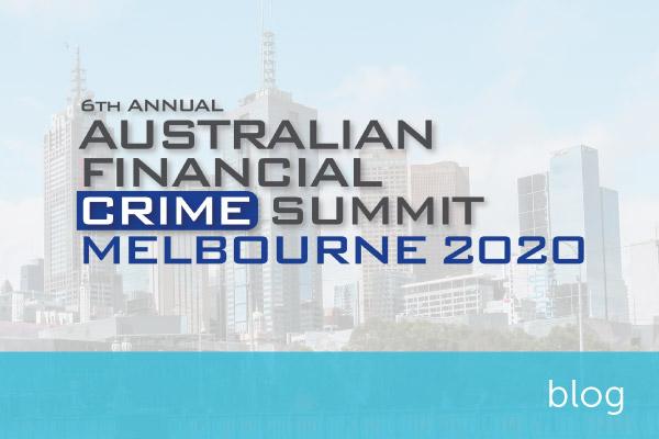 Australian Financial Crime Summit | Encompass blog