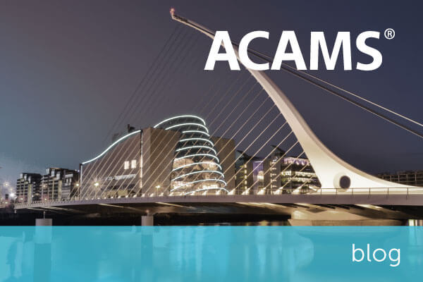 ACAMS Anti-Financial Crime Symposium Programme: 4 key takeaways | encompass blog