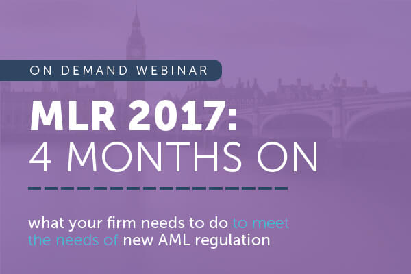 MLR 2017: 4 months on with Amy Bell | encompass on demand webinar