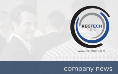 encompass celebrate selection within RegTech 100 list of innovative firms