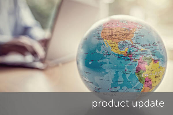 Our Global Data Coverage | Encompass Product Update
