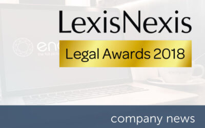 encompass nominated for Legal Supplier Innovation Award at LexisNexis Legal Awards