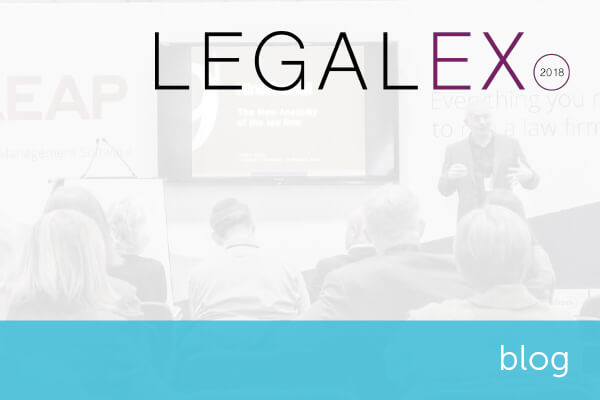 encompass at the LegalEx Conference 2018