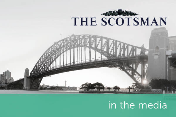 Bridge to Australia bolsters FinTech opportunities | encompass in the media