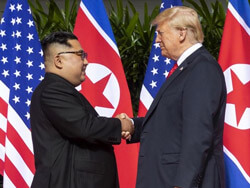 Donal Trump and Kim Jong Un | the full picture, this week – 15 June 2018 | encompass blog