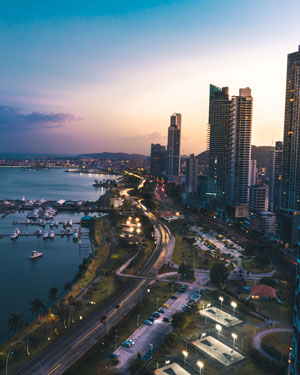 Panama City | Tax havens: Safeguarding Global Wealth or Facilitating Financial Crime | encompass blog