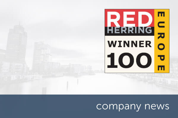 encompass named as a winner of Red Herring's Top 100 Europe Award 2019