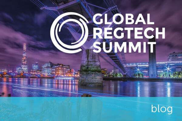 key learns from the 2019 Global RegTech Summit