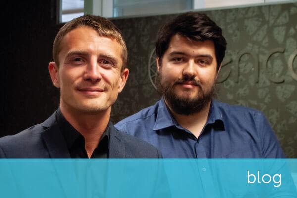 in the spotlight – Tom Artingstall and Steven Spark, Customer Success