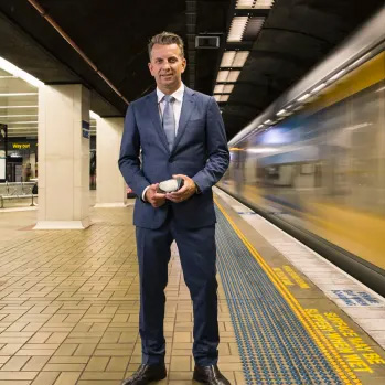 the full picture, this week - 19 July 2019 | Andrew Constance, NSW Transport Minister | encompass blog
