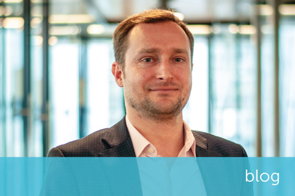 In the spotlight: Charles-André Duport, Business Development Director | encompass blog