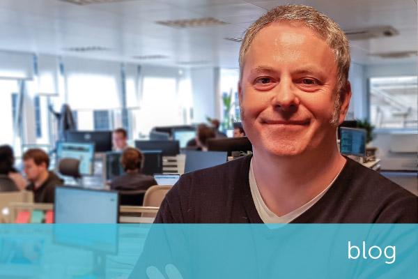 in the spotlight –  Graham Marshall, Engineering Manager