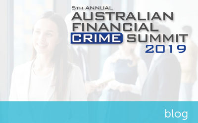key learns from the 5th Australian Financial Crime Summit