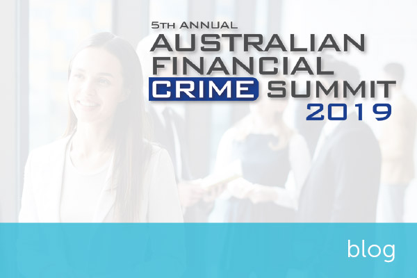 Key learns from the Australian Financial Crime Summit | encompass blog