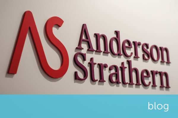why Encompass works for Anderson Strathern