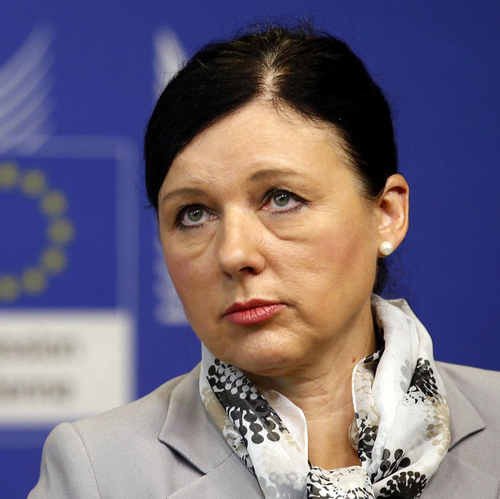 the full picture, this week - 23 August 2019 | Vera Jourova EU Justice Commissioner | encompass blog
