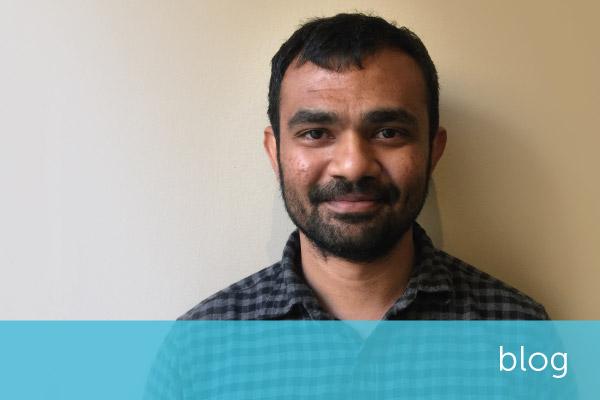 in the spotlight – Kishen Rajan, Senior Software Engineer