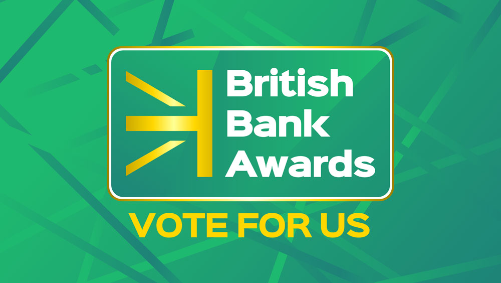 vote for Encompass at the British Bank Awards | Encompass blog