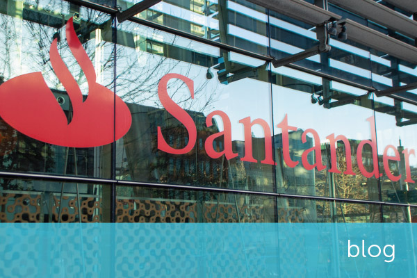 why Encompass works for Santander