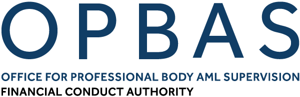 Office for Professional Body Anti-Money Laundering Supervision (OPBS logo) | Encompass blog