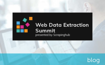 Reflections on the Scrapinghub Web Data Extraction Summit 2020
