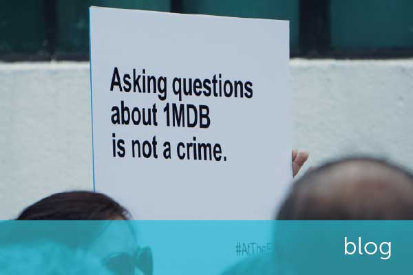 Picking up the pieces - Recent developments in the 1MDB scandal | Encompass blog
